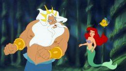 Ariel, Halle Bailey, Re Tritone, Disney