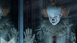 Pennywise, Bill, Beverly, Tim Curry, Bill Skarsgard