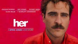 Joaquin Phoenix, Scarlett Johansson, Her, Spike Jonze