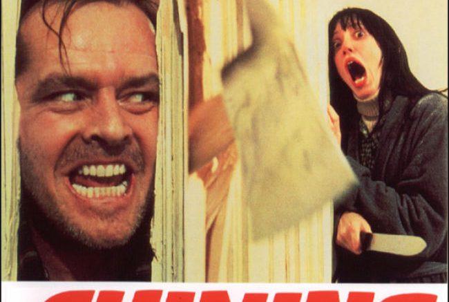 Stephen King, Jack Nicholson, Shelley Duvall, Danny Torrance