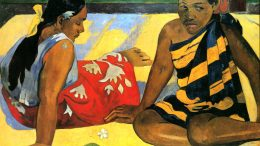 Paul Gauguin a Tahiti - Il Paradiso perduto trama cast regia date orari