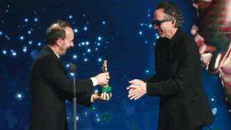 Tim Burton David di Donatello top 5 film regista Dumbo