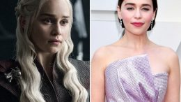 Emilia Clarke Game Of Thrones aneurisma cerebrale 2011