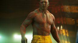 Dave Bautista, Batista, Batista l'animale, Guardiani della galassia, Drax, Drax il distruttore