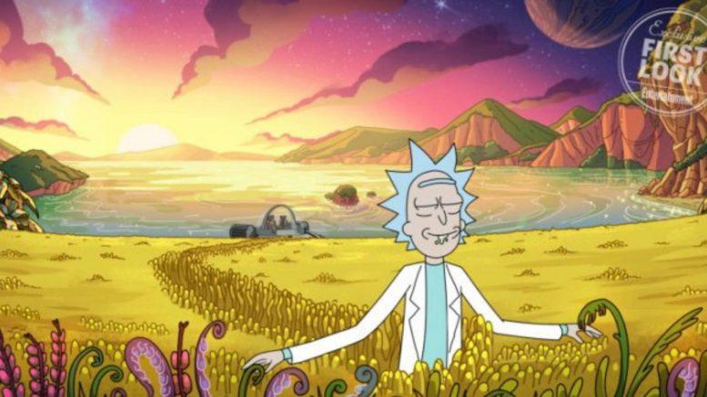 Rick Sanchez, Morty, Rick e Morty, Netflix
