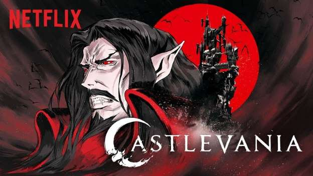 vampiri, dracula, powerhouse animation, belmont