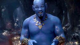 Will Smith, Mattew McConaughey, Serenity, Aladdin