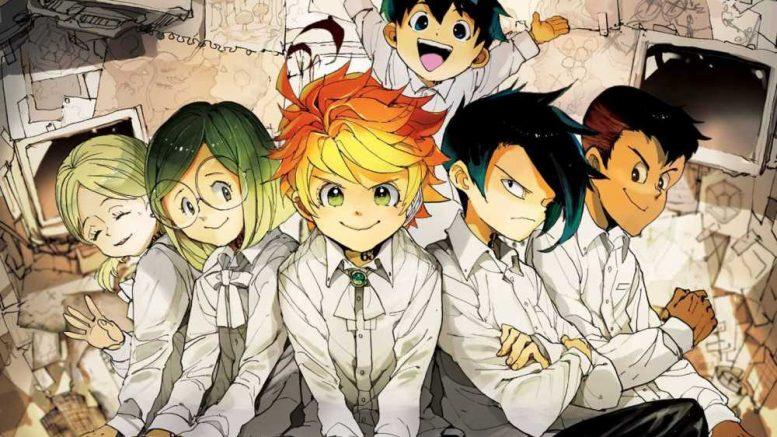 Emma, Ray, Norman, Death Note, Light Yagami