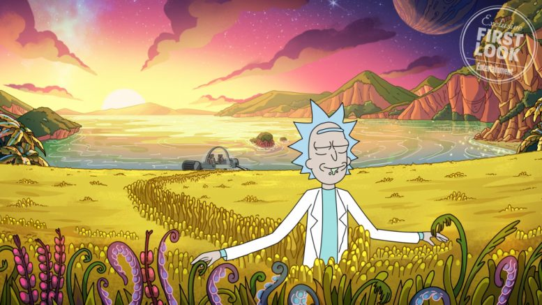 The witcher, rick e morty, The Politician, The promised neverland