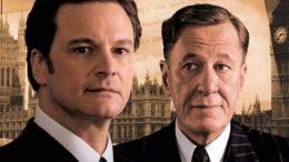 Colin Firth, Helena Bonham Carter, Guy Pearce, Geoffrey Roy Rush