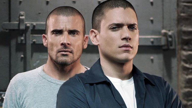 Prison Break 6, Dominic Purcell, Wentworth Miller, Robert Knepper