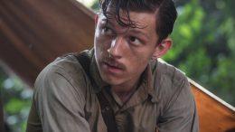 Tom Holland Uncharted ruolo Nathan Drake
