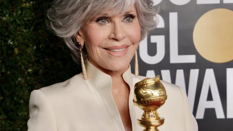 Golden Globe 2021 e il premio alla carriera per Jane Fonda: il suo splendido discorso di ringraziamento