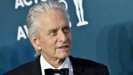Michael Douglas: 76 anni ancora sul set, le parole della star di Basic Instinct