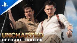 Uncharted, trailer ufficiale e retroscena del film: il videogioco prende vita con Tom Holland nei panni di Nathan Drake (VIDEO)